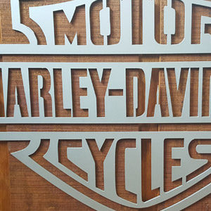 Custom CNC Metal Signs