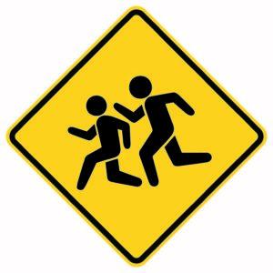 Running Xing Sign