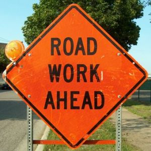 Work Zone Signs