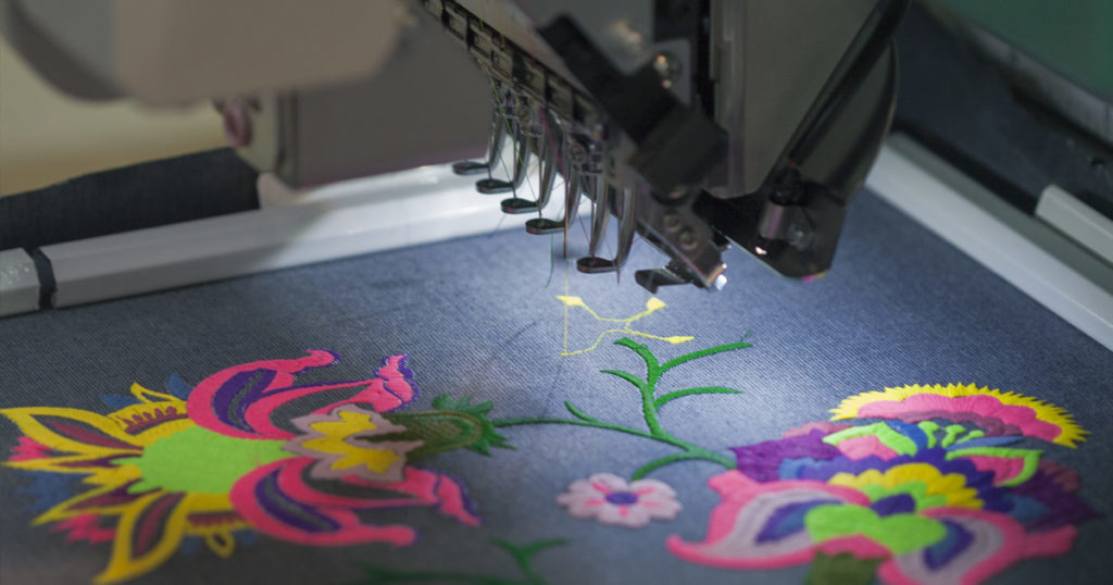 Embroidery Banner Images